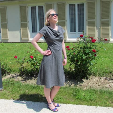 Heva Dress dress rocks sewing projects burdastyle