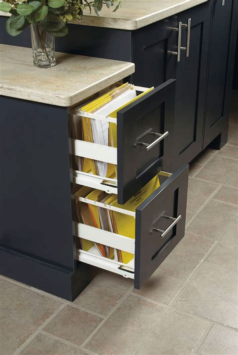 kitchen cabinet interior fittings file drawer kitchen craft cabinetry