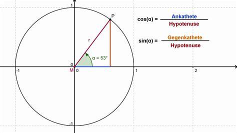 wann wendet sinus cosinus und tangens an tutorials f 252 r programmieranf 228 nger sinus cosinus