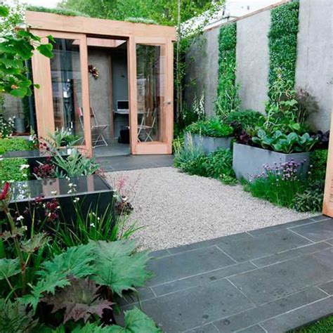 Small Contemporary Garden Ideas Ideas Para Jardines Modernos