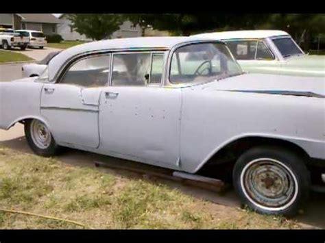 1956 Chevrolet 4 Door Hardtop For Sale by 1956 Chevy Bel Air 4 Door Hardtop For Sale