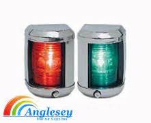 canal boat navigation lights canal and narrowboat goods and supplies pins stakes lights