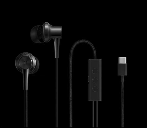Xiaomi Earphone Hybrid xiaomi anc hybrid earphones type c version