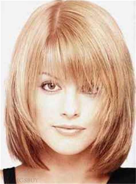 shaggy hair styles bob with bangs with medium hair over 40 shaggy bob medium straight synthetic hair with bangs