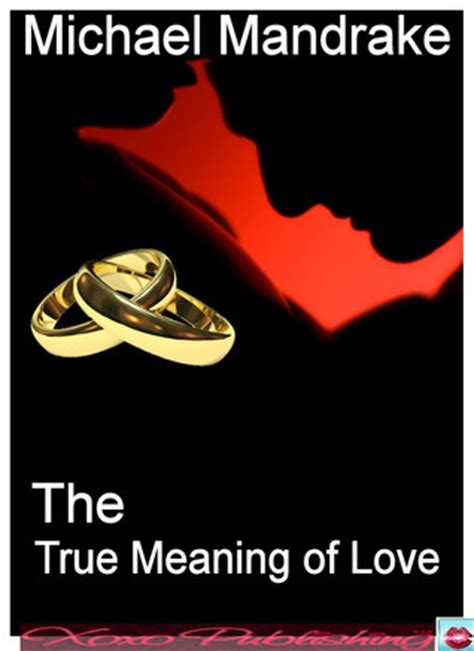 the meaning of books the true meaning of by michael mandrake reviews