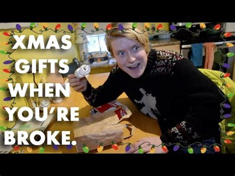 5 christmas gift ideas when you have no money youtube