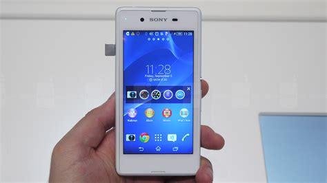 Dan Spesifikasi Hp Sony Xperia W8 harga sony xperia e3 update bulan april 2018 ponseluler