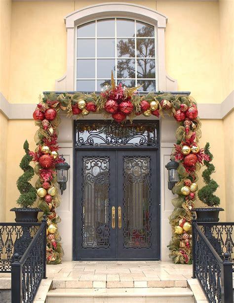 christmas decorating ideas   porch decoration love