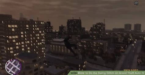 gta 4 glitch swing how to do the swing glitch on grand theft auto iv 4 steps