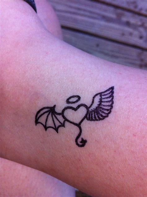 angel devil tattoos designs tattoos tattoos