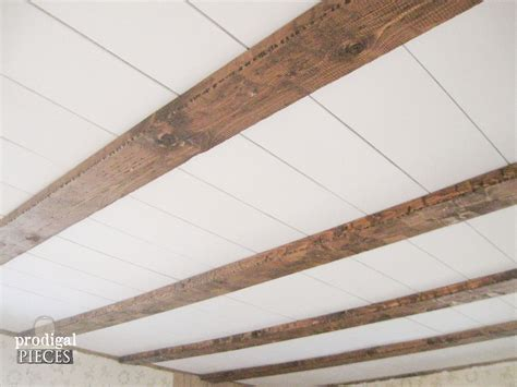 Diy Faux Ceiling Beams by Hometalk Diy Faux Farmhouse Barn Beam Ceiling