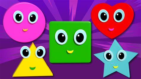 shapes and colors song shapes song songs for children and learn shapes