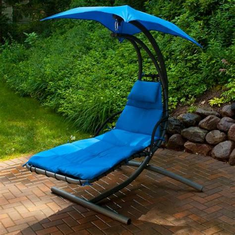 Backyard Creations Hanging Hammock Chair Backyards Backyard Creations And Lounges On
