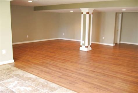 Wood Flooring For Basement Hardwood Flooring For Basements Crowdbuild For
