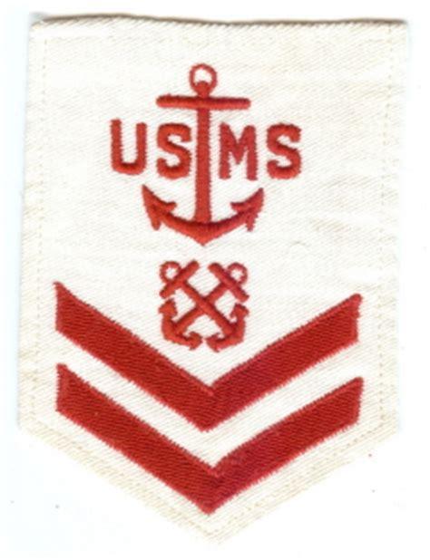 boatswain coxswain usn coast guard other sea service s rating badges and