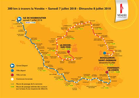 france 2018 tourist 9782067225855 grand d 233 part du tour de france 2018 vend 233 e tourisme
