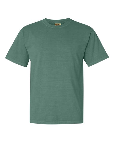 comfort colors shirts comfort colors pigment dyed short sleeve shirt 1717 ebay