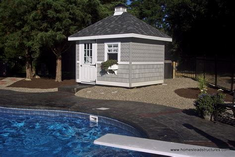 pool shed pool shed ideas designs pool storage in pa homestead