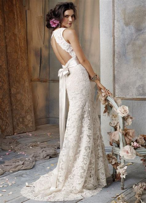 Lace Wedding Gowns by Lace Wedding Dresses