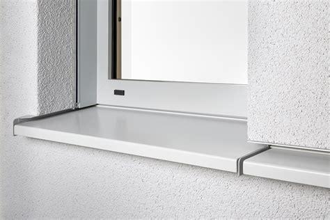 systeme f 252 r au 223 en polythal - Helopal Fensterbänke Aussen