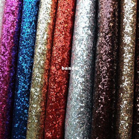 reflective fabric wall paper glitter pu leather decoration