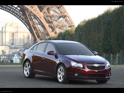 chevrolet cruze 2009 car wallpapers 08 of 18