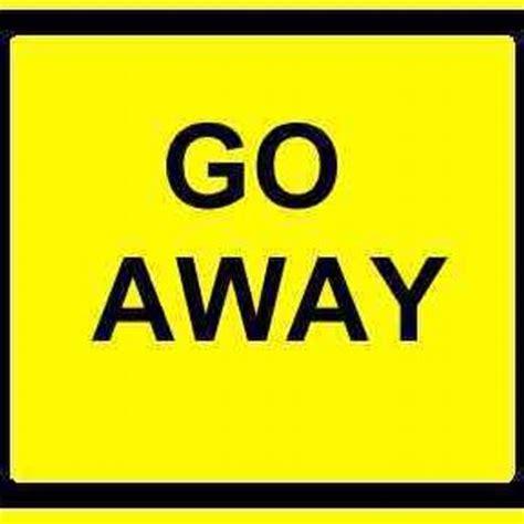 Go Away by Go Away Okaythanksbye