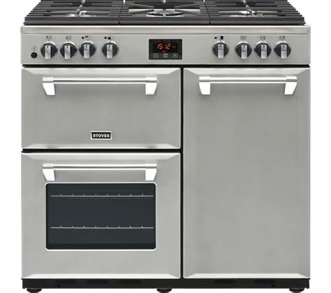 Buy Stoves Ellingwood 90dft Met Sv 90 Cm Dual Fuel Range