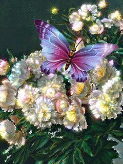 wallpaper flower gif gifs hermosos flores animadas y mariposas hermosas