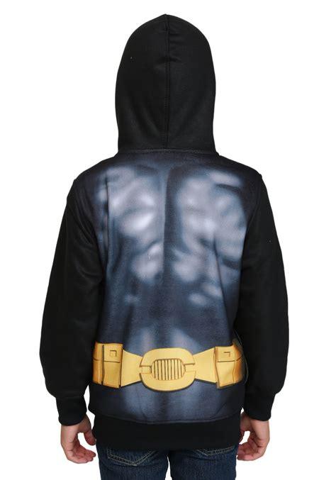 Hoodie Batman Abu 2 batman hoodie