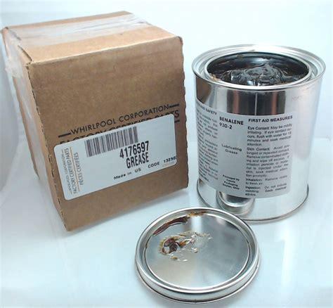 KitchenAid Stand Mixer Food Grade Gear Grease, AP3103180