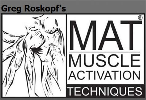 Greg Roskopf Mat by Our History Health Matters Fitness