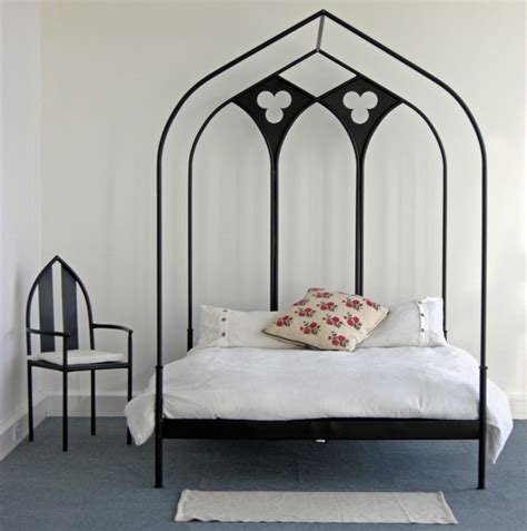 gothic beds gothic furniture co uk gothic minimalist beds