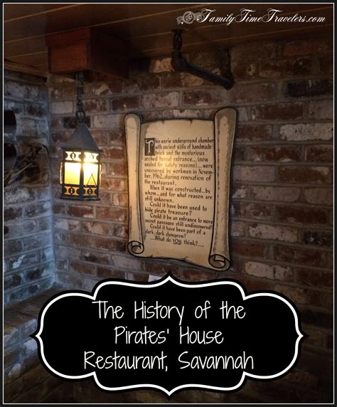 pirate house savannah menu pirates house restaurant savannah family time travelers