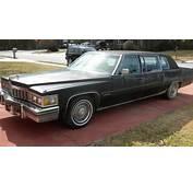 Driver Wanted 1977 Cadillac Fleetwood