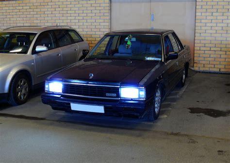 nissan laurel 1986 zlurv 1986 nissan laurel specs photos modification info