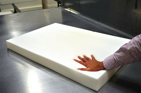 Upholstery Foam Cushions Cut To Size by Foam 2 Go Cut To Size 4 Quot Memory Foam Replacement