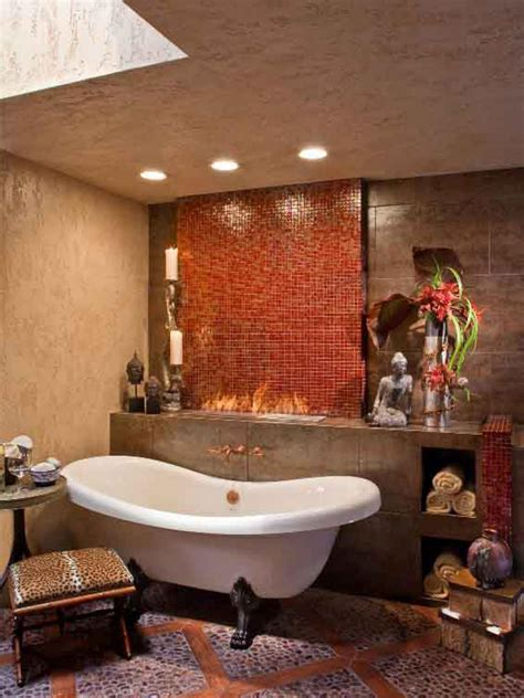 asian bathroom design soaking tub designs pictures ideas tips from hgtv