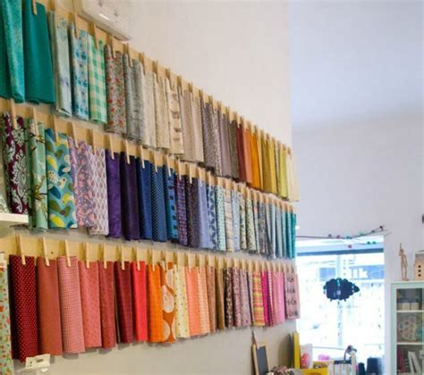 How To Store Fabric and Linens Neatly
