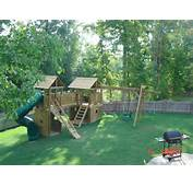Backyard Playground  Hand Crafted Wooden Playsets &amp Swing Sets