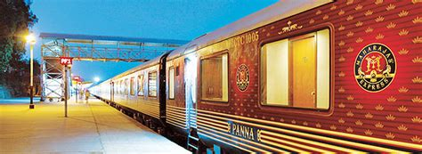 maharaja express the train