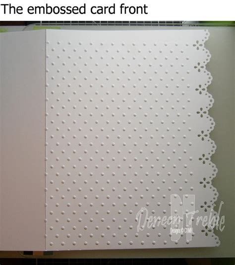 tutorial scrapbook embossing 17 best images about cuttle bug projects on pinterest