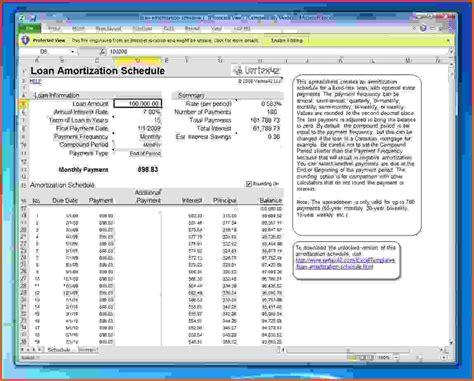 student loan amortization schedule excel epokha club