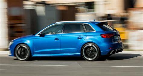 Audi Rs3 Plus by Audi Rs3 La Plus Performante Des Compactes 224 L Essai