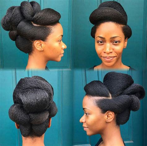 Kamadora Hair Style | 16 stunning hairstyles for nigerian brides
