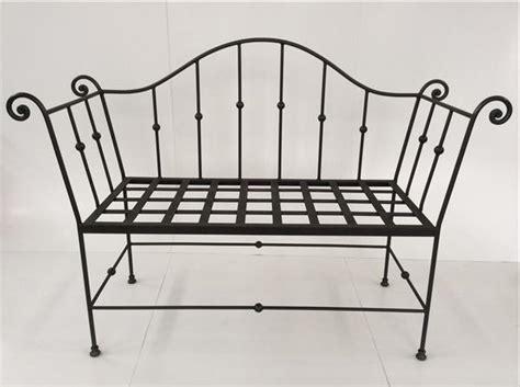 divanetti in ferro battuto divanetto in ferro battuto lavorato a mano vendiibile