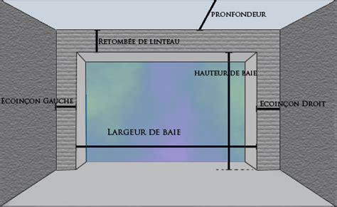 Portail Garage Standard by Locations De Vehicule Voitures Dimensions Portail Garage