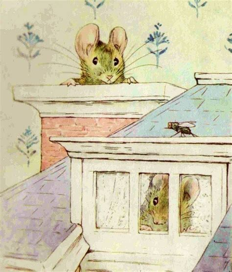 Mouse Kitchen Book The Tale Of Two Bad Mice 1904 Beatrix Potter Quot Tom
