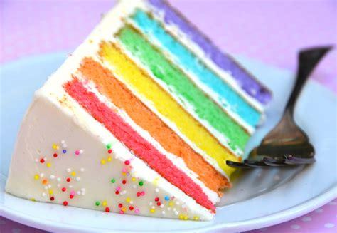 Rainbow Cake Cheese rainbow cake recipe dishmaps