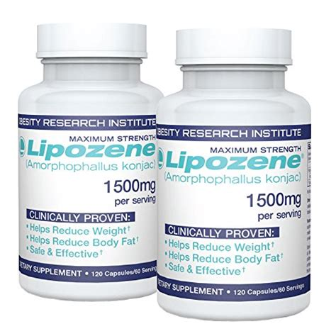 Mega Clean Detox Walgreens by Lipozene Mega Bottle 2 Pack 240 Total Capsules How